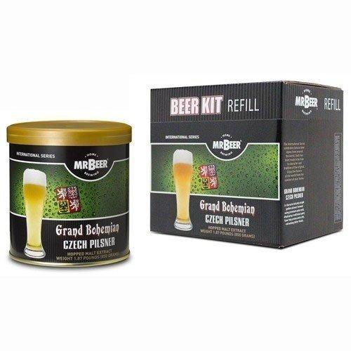 как приготовить пиво mrbeer czech pilsner